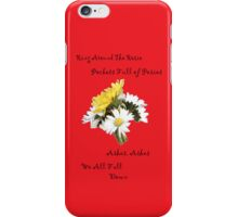 Rosies for Your Phone! iPhone Case/Skin