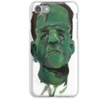 Frankenstein's Monster Painting iPhone Case/Skin