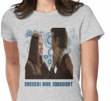 Raggedy Man, Goodnight Womens Fitted T-Shirt