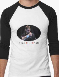 Stan the Man Men's Baseball ¾ T-Shirt