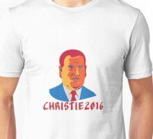 Christie 2016 President Retro Unisex T-Shirt