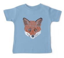 What does the fox say? Baby Tee