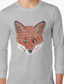 What does the fox say? Long Sleeve T-Shirt