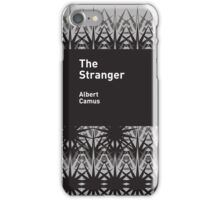 The Stranger / Albert Camus iPhone Case/Skin