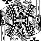King of Spades by David Ayala