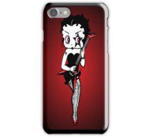 BETTY ROCK iPhone Case/Skin