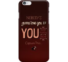Sleeping With Sirens - Roger Rabbit iPhone Case/Skin