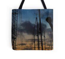 #crane Tote Bag
