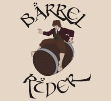 Barrel-Rider by Deraz