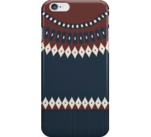 Christmas as 221B iPhone Case/Skin