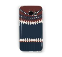 Christmas as 221B Samsung Galaxy Case/Skin