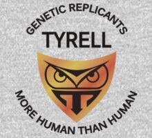 Genetic Replicants - Tyrell (Blade Runner, Small) by Larsonary