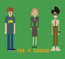 IT Crowd by GarfunkelArt