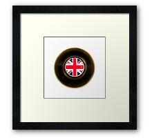 British Beer Framed Print