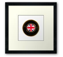 British Beer Framed Print