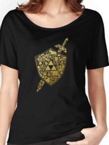 THE LEGEND ZELDA Women's Relaxed Fit T-Shirt