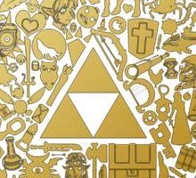 THE LEGEND ZELDA Sticker