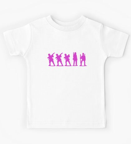 Support the troops! Kids Tee
