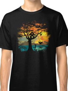 Sunset Silhouette Classic T-Shirt
