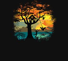 Sunset Silhouette Unisex T-Shirt