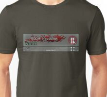 CoD MW2 Boom Headshot Callsign Unisex T-Shirt