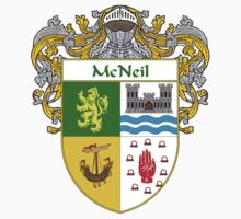 McNeil Coat of Arms/Family Crest by William Martin