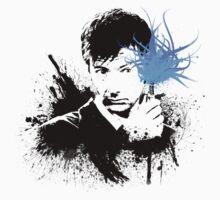 10th Doctor (David Tennant) by escadara