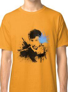 10th Doctor (David Tennant) Classic T-Shirt