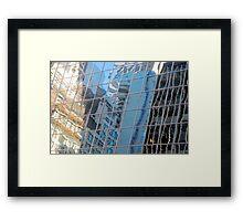 Art of the City Framed Print