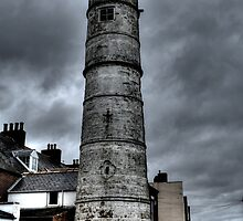 Bath Terrace Lighthouse by Andrew Pounder