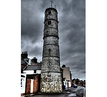 Bath Terrace Lighthouse Photographic Print