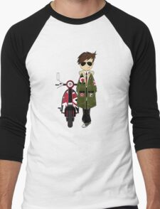 Mod Boy & Retro Scooter T-Shirt