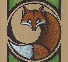 "Fox by Leah ""Thistle"" Barnett"