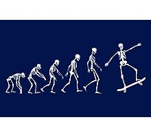 Evolution Skate Photographic Print