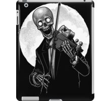 Play the song of death iPad Case/Skin