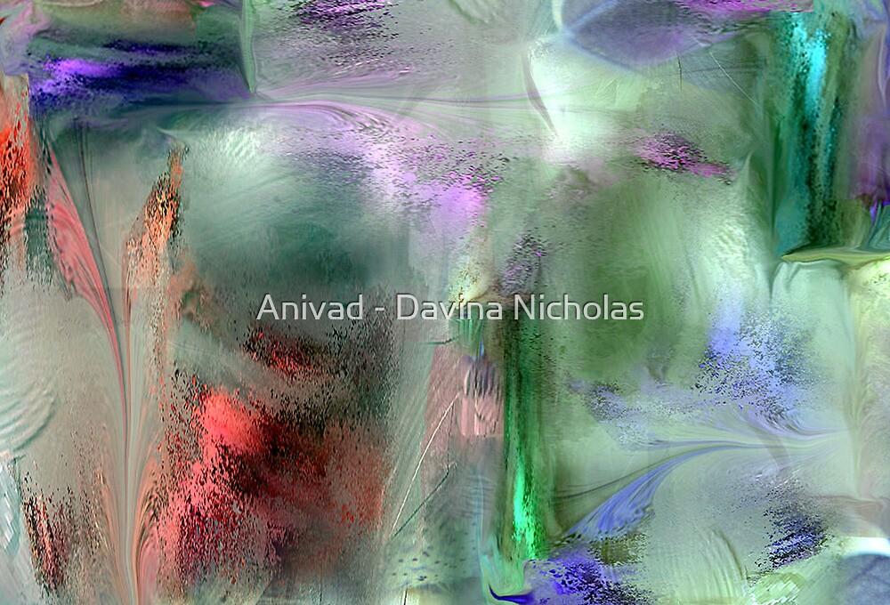 Spikemoss by Anivad - Davina Nicholas