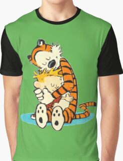 Calvin & hobbes frienship edition Graphic T-Shirt