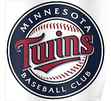 Minnesota Twins  Poster