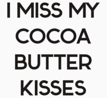 Cocoa Butter Kisses by theblakew