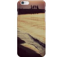 Lake Michigan Sunset iPhone Case/Skin