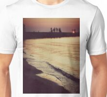 Lake Michigan Sunset Unisex T-Shirt