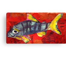 baby fish Canvas Print
