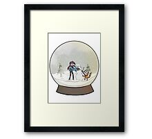 Regular Show Framed Print