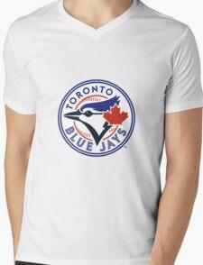 Toronto Blue Jays  Mens V-Neck T-Shirt