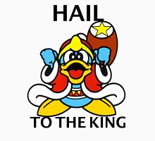 Hail to the King- Dedede Womens Fitted T-Shirt