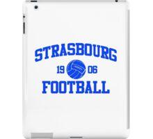 Strasbourg Football Athletic College Style 2 Gray iPad Case/Skin