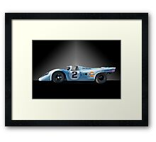 1969 Porsche 911 917K Framed Print