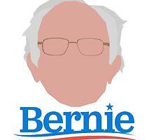 Bernie Sanders Simple Graphic by Frexk