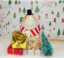 Bearded Christmas  by Skymall007