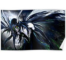 ulquiorra from bleach Poster